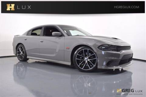 2018 Dodge Charger for sale at HGREG LUX EXCLUSIVE MOTORCARS in Pompano Beach FL