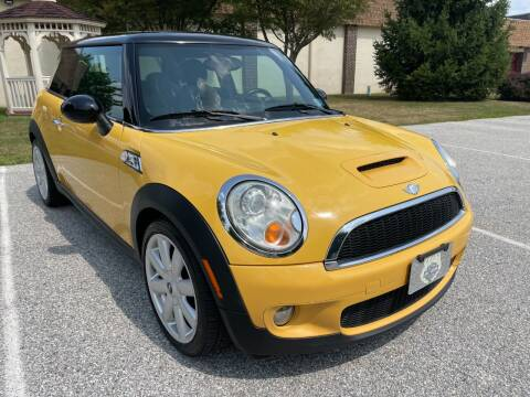2008 MINI Cooper for sale at CROSSROADS AUTO SALES in West Chester PA
