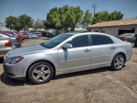 2012 Chevrolet Malibu for sale at Larry's Auto Sales Inc. in Fresno CA