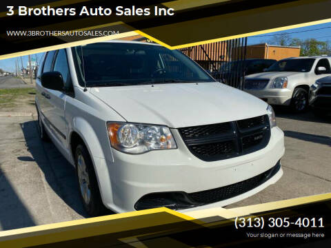 2013 RAM C/V for sale at 3 Brothers Auto Sales Inc in Detroit MI