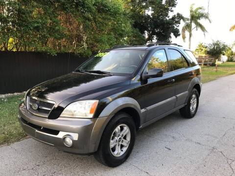 2004 Kia Sorento for sale at LA Motors Miami in Miami FL