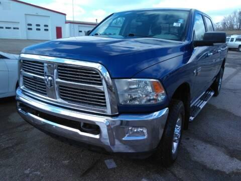 2011 RAM Ram Pickup 2500 for sale at Sarpy County Motors in Springfield NE