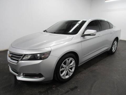 2017 Chevrolet Impala for sale at Automotive Connection in Fairfield OH