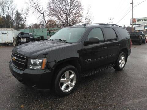 2012 Chevrolet Tahoe for sale at Pepp Motors in Marquette MI