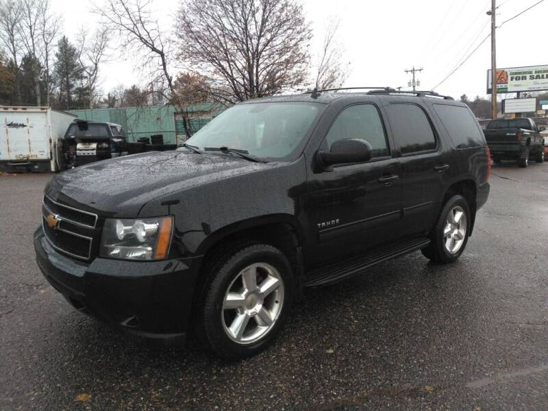 2012 Chevrolet Tahoe for sale at Pepp Motors in Marquette MI