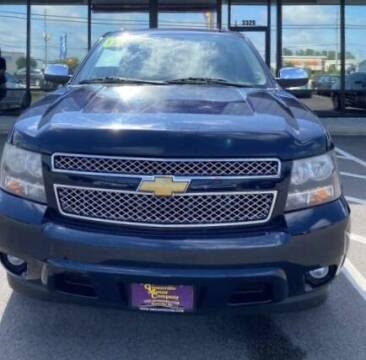 2009 Chevrolet Suburban for sale at East Carolina Auto Exchange in Greenville NC