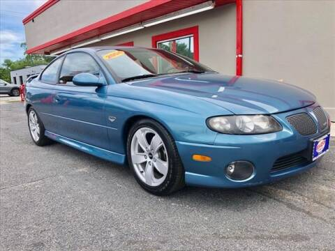 2004 Pontiac GTO for sale at Richardson Sales & Service in Highland IN