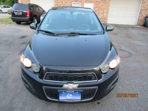 2014 Chevrolet Sonic for sale at Balic Autos Inc in Lanham MD