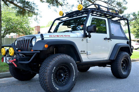 2009 Jeep Wrangler for sale at Wheel Deal Auto Sales LLC in Norfolk VA