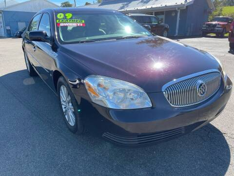 2009 Buick Lucerne for sale at HACKETT & SONS LLC in Nelson PA