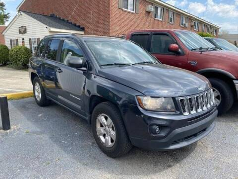2014 Jeep Compass for sale at Beach Auto Brokers in Norfolk VA