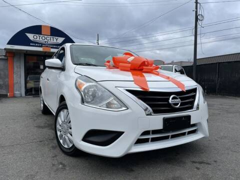 2017 Nissan Versa for sale at OTOCITY in Totowa NJ