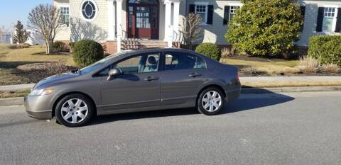 2008 Honda Civic for sale at AC Auto Brokers in Atlantic City NJ