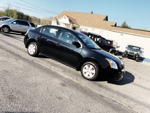 2008 Nissan Sentra for sale at New Wave Auto of Vineland in Vineland NJ
