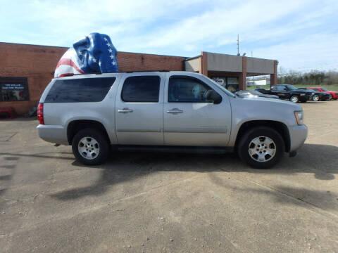 2007 Chevrolet Suburban for sale at BLACKWELL MOTORS INC in Farmington MO