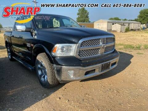 2013 RAM Ram Pickup 1500 for sale at Sharp Automotive in Watertown SD