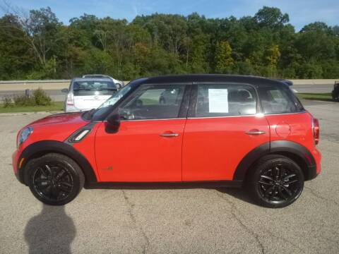 2012 MINI Cooper Countryman for sale at NEW RIDE INC in Evanston IL