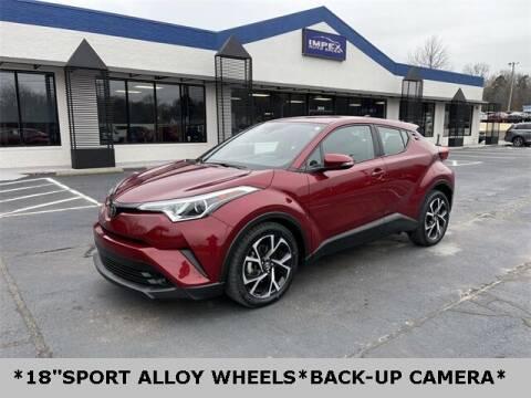 2018 Toyota C-HR for sale at Impex Auto Sales in Greensboro NC