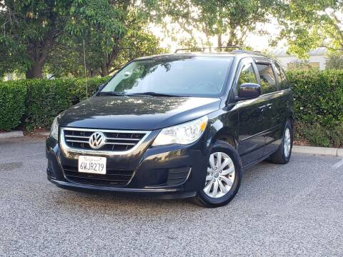 2012 Volkswagen Routan for sale at Carfornia in San Jose CA