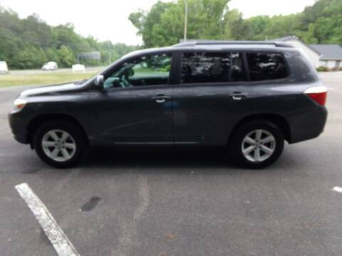 2010 Toyota Highlander for sale at West End Auto Sales LLC in Richmond VA