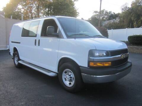2018 Chevrolet Express Cargo for sale at CARSTORE OF GLENSIDE in Glenside PA