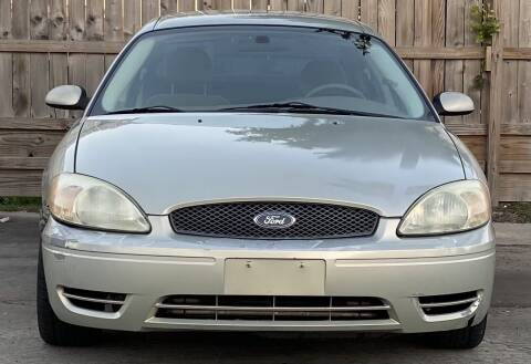 2004 Ford Taurus for sale at Mr Cars LLC in Houston TX