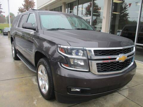 2015 Chevrolet Suburban for sale at Power On Auto LLC in Monroe NC