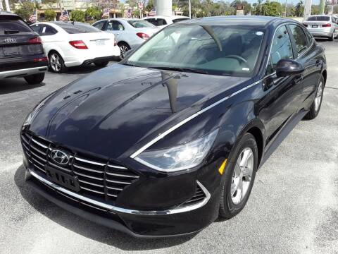 2021 Hyundai Sonata for sale at YOUR BEST DRIVE in Oakland Park FL
