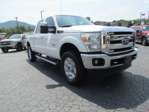 2016 Ford F-350 Super Duty for sale at Hibriten Auto Mart in Lenoir NC