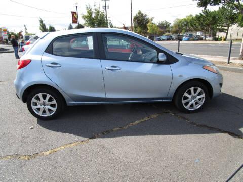 2013 Mazda MAZDA2 for sale at Miller's Economy Auto in Redmond OR