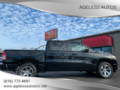 2019 RAM Ram Pickup 1500 for sale at Ageless Autos in Zeeland MI
