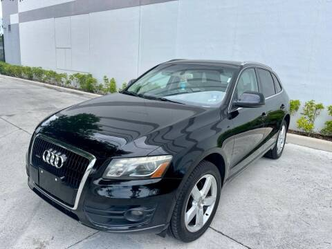 2010 Audi Q5 for sale at Auto Beast in Fort Lauderdale FL