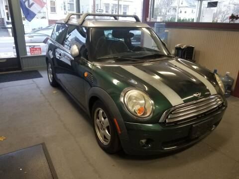 2010 MINI Cooper Clubman for sale at Emory Street Auto Sales and Service in Attleboro MA