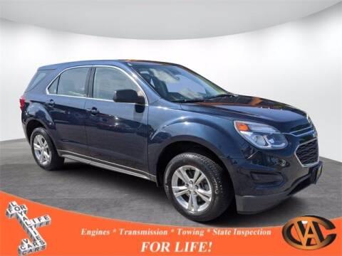 2017 Chevrolet Equinox for sale at VA Cars Inc in Richmond VA