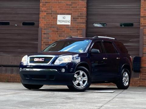 2012 GMC Acadia for sale at Universal Cars in Marietta GA