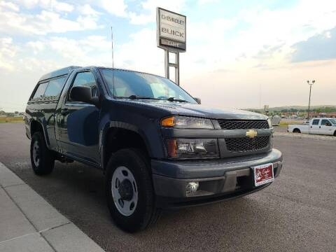2012 Chevrolet Colorado for sale at Tommy's Car Lot in Chadron NE
