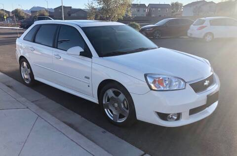 2006 Chevrolet Malibu Maxx for sale at GEM Motorcars in Henderson NV