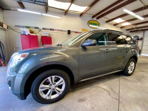 2013 Chevrolet Equinox for sale at Vanns Auto Sales in Goldsboro NC