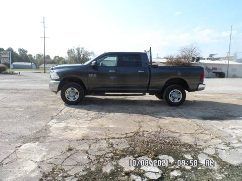 2016 RAM Ram Pickup 2500 for sale at Town and Country Motors in Warsaw MO