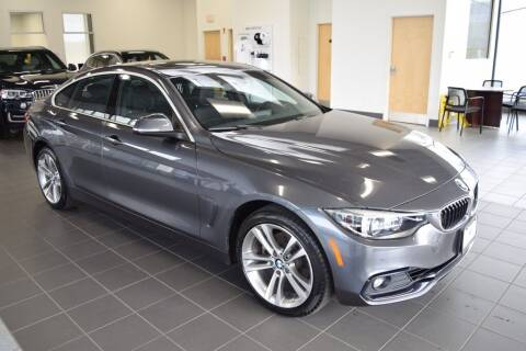 2018 BMW 4 Series for sale at BMW OF NEWPORT in Middletown RI
