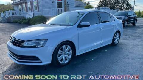 2017 Volkswagen Jetta for sale at RBT Automotive LLC in Perry OH