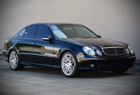 2006 Mercedes-Benz E-Class for sale at MS Motors in Portland OR