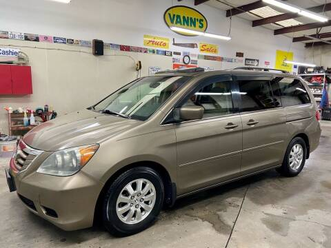 2008 Honda Odyssey for sale at Vanns Auto Sales in Goldsboro NC