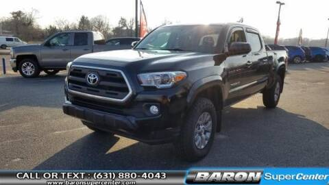 2017 Toyota Tacoma for sale at Baron Super Center in Patchogue NY