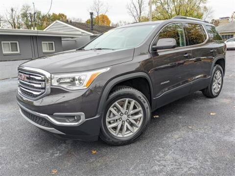 2017 GMC Acadia for sale at GAHANNA AUTO SALES in Gahanna OH
