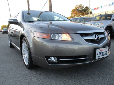 2007 Acura TL for sale at Car House in San Mateo CA