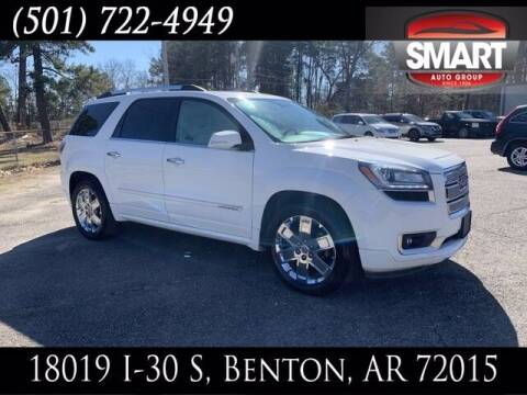 2014 GMC Acadia for sale at Smart Auto Sales of Benton in Benton AR