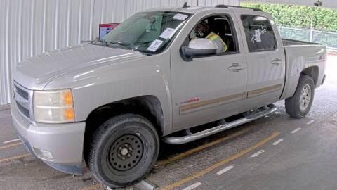 2007 Chevrolet Silverado 1500 for sale at HERMANOS SANCHEZ AUTO SALES LLC in Dallas TX