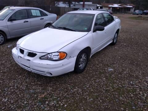 2003 Pontiac Grand Am for sale at Seneca Motors, Inc. (Seneca PA) in Seneca PA