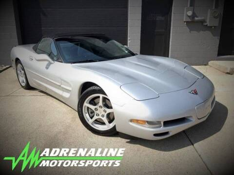 2000 Chevrolet Corvette for sale at Adrenaline Motorsports Inc. in Saginaw MI